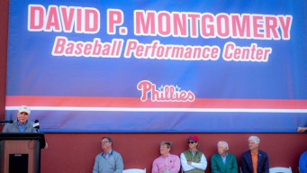 Phillies' Surprise Honor for David Montgomery