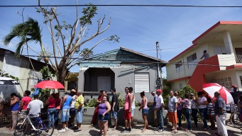 Locals Donate to Maria Victims in Puerto Rico