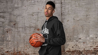 Zhaire Smith Promoting PUMA Basketball With Appearance in West Philly