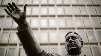 City Councilman Wants to Remove Frank Rizzo Statue