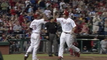 Phillies Beat Playoff-Bound Nationals