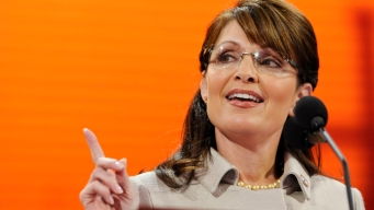 Palin Campaigns in NJ