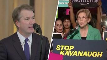 Senate Readies Over Supreme Court Confirmation Fight