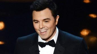 "MacFarlane Says ""No Way"" He'll Host Oscars Again"