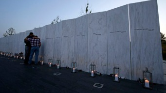 9/11 Victims Honored at Flight 93 Memorial