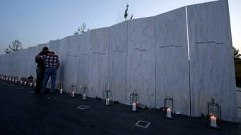 9/11 Victims Honored at Flight 93 Memorial