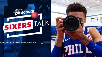 Sixers Talk Podcast: Talking With Matisse Thybulle; the Vibe at Camp