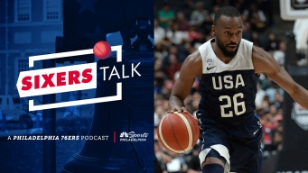 Sixers Talk Podcast: Team USA Disappoints, Elite Basketball Achievements and Mike Scott