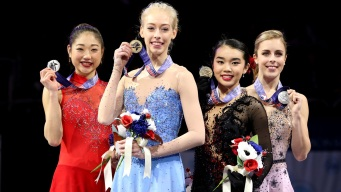 US Figure Skaters Likely a Threat for 3 Medals at Olympics