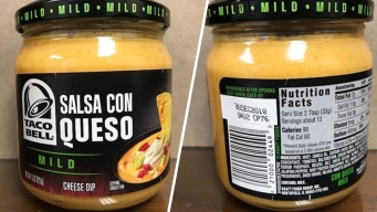 Taco Bell Salsa Con Queso Recalled Over Botulism Risk