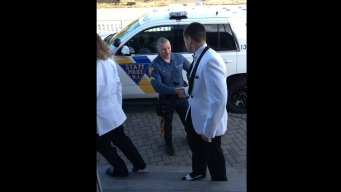 Teens Head to Prom in Trooper Car After NJ Crash