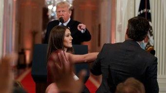 NBC, Fox News, Other Media Back CNN Lawsuit Against Trump