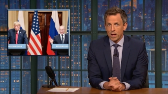 'Late Night': A Closer Look at Trump's Summit With Putin