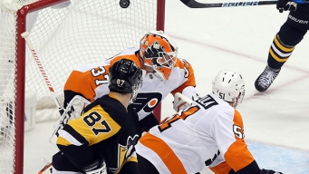 Game 1 Shellacking Highlighted Flyers' Unfillable Holes