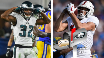 Eagles Mailbag: Playing Time for J.J. Arcega-Whiteside, Man Out at CB