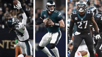Top Eagles Storylines Heading Into 2019 OTAs