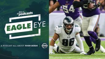Eagle Eye Podcast: Eagles Suffer Horrendous Loss to Vikings