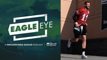 Eagle Eye Podcast: Eagles Entering the Buzzsaw