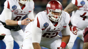 Eagles Sign UDFA Johnny Gibson After Tryout Pays Off