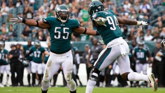 Eagles Film Review: How the Birds Picked Up All 10 Sacks Vs. Jets