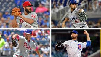 2 Unique Pitching Matchups Await Phillies at Wrigley Field Vs. Cubs