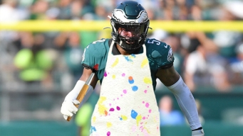 Zach Brown: Eagles Linebacker and … Artist?