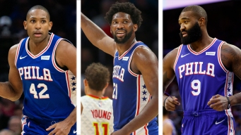 Sixers' Defense Shouldn't Fall 'Off a Cliff' With Joel Embiid Suspended
