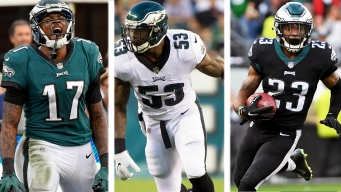 Playoffs Finally Reality for These Vet Eagles
