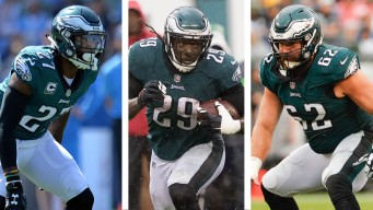 Eagles Added the Right Type of Old Guys