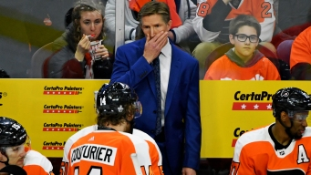 Dave Hakstol's Admission Symbolic of Flyers' State
