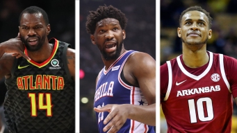 Back-Up Center Big for Sixers in NBA Free Agency, Draft