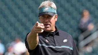 Eagles Coach Doug Pederson Talks 'Benchmark'  Win