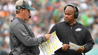 Duce Staley Expects 'Bumps Along the Way' With Eagles' RBs