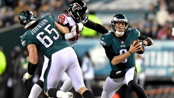 Foles' A-Game Leads Eagles to NFC Title Game