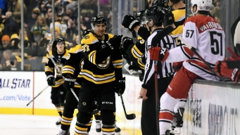 Bergeron Says Anything Couturier Can Do He Can Do Better