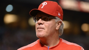 Pete Mackanin Out as Phillies Manager