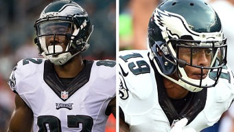 Philadelphia Eagles Receiving Corps Take Shape