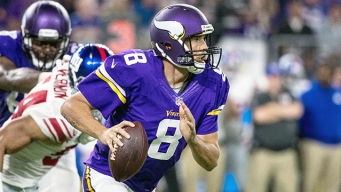 Sam Bradford: Trade to Vikings 'Never Crossed my Mind'