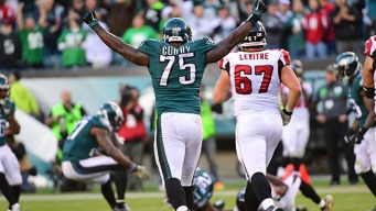 Eagles Move on From Vinny Curry