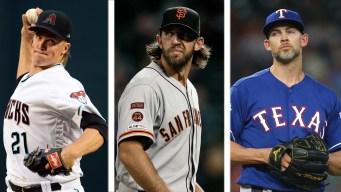 MLB Trade Rumors: Zack Greinke, Madison Bumgarner, Mike Minor All Realistic Phillies Trade Targets
