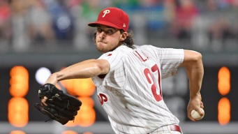 The Weather Is Warming and Here Comes Phillies' Aaron Nola