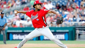Phillies Add Adonis Medina and 2 Others to 40-man Roster, Avoid Losing Them in Rule 5 Draft