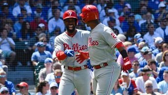 Phillies 9, Cubs 7: Phillies Jump Out to Big Lead, Hang on to Salvage Split