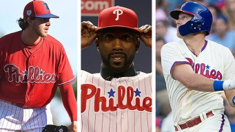 5 Phillies - and Maybe a 6th - Crack MLB Network's Top 100