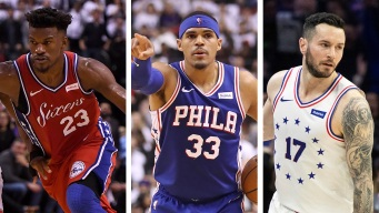 Predicting Where Sixers' Butler, Harris, Redick Will Sign
