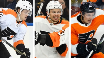 Debating Flyers' Biggest Positive From 2019-20 Training Camp, Preseason