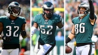 Zach Brown's Trash Talk, Looking Ahead at Corner, More in Roob's Random Eagles Points