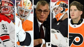 On Top of a New GM, Just About Anything Can Happen for Flyers in Net