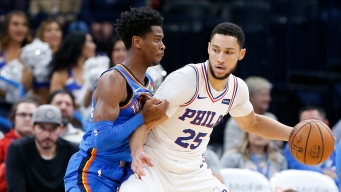 Sixers' OT Loss to Thunder Will Sting as Nagging Problems Aren't Going Away