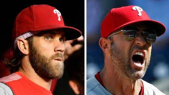 Where Does Bryce Harper Stand on Gabe Kapler's Future? Is Aaron Nola Done for the Season?